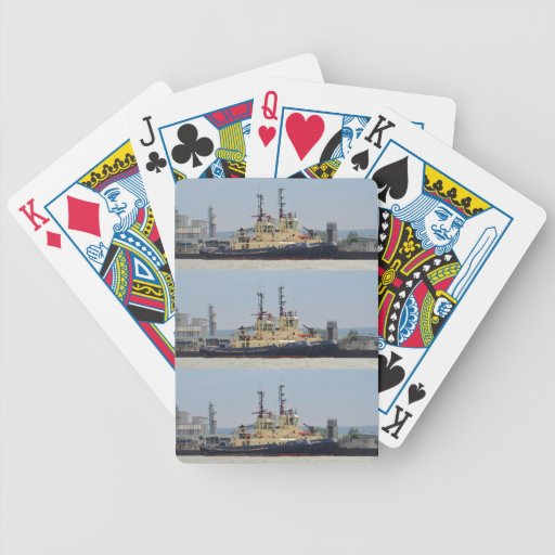 Tugs Cecilia and Brunel Card Deck
