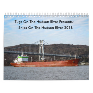 Tugs On The Hudson River Hudson River Ships 2018 Calendars