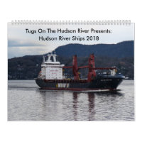 Tugs On The Hudson River With Hudson River Ships 2