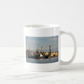 Tugs on the Swale. Mug