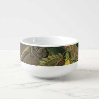 Tui Semi-Abstract Soup Mug