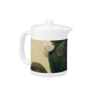 Tui Semi-Abstract Teapot