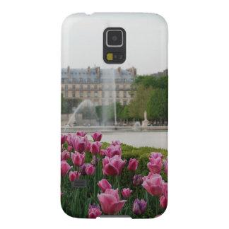 Tuileries Garden in bloom Case For Galaxy S5