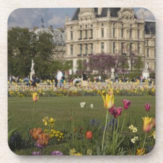 Tuileries Garden, Louvre, Paris, France Coasters