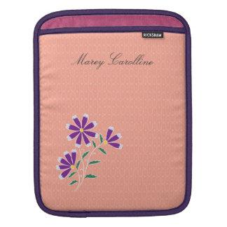 Tula Floral Batik iPad/Mac Book Air Sleeve iPad Sleeve