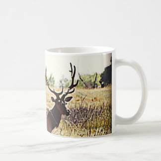 Tule Elk Bull Coffee Mug