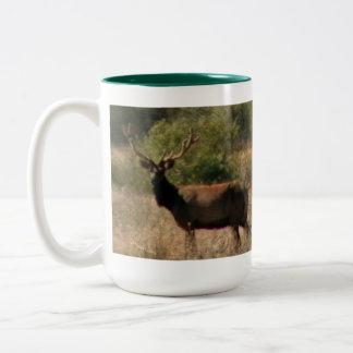 Tule Elk Coffee Mug