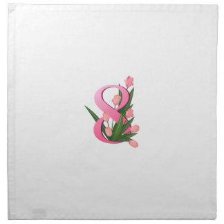 tulip 4 napkin