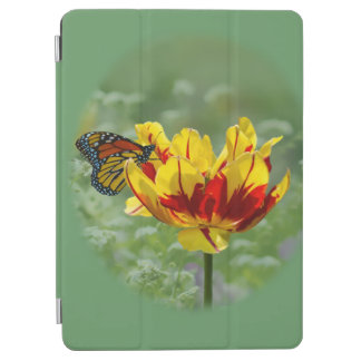 Tulip and Butterfly iPad Air Cover