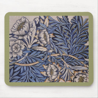 Tulip and Willow By William Morris Mouse Pad