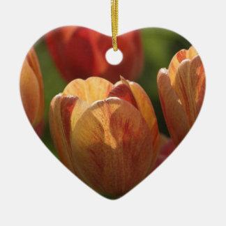 Tulip Blossoms Ornament