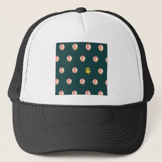 Tulip bulbs trucker hat