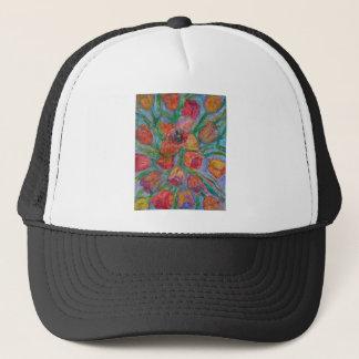 Tulip Burst Trucker Hat