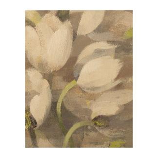 Tulip Delight II Wood Wall Art