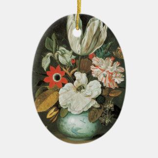 Tulip Floral Arrangement Ornament