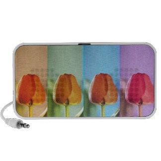 TULIP Flower Show PC Speakers