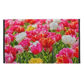 Tulip Garden iPad Folio Cover