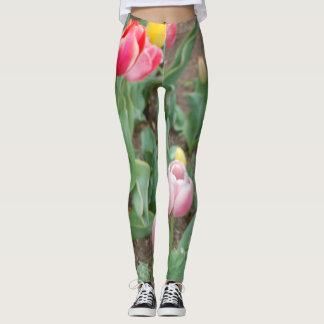 Tulip Garden Leggings