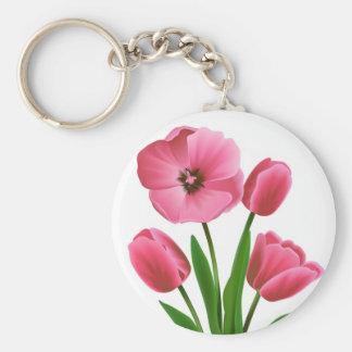 Tulip Key Ring