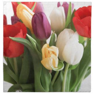 tulip napkin