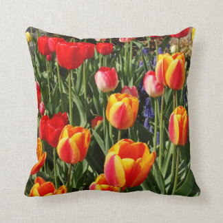 Tulip Patch Cushion