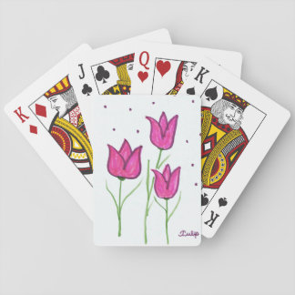 Tulip Playing Cards