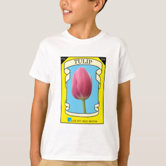 Tulip Seed Packet T-Shirt