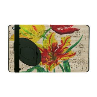 tulip songs iPad folio case