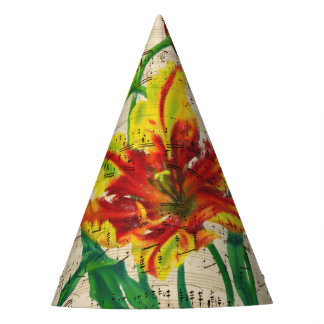 tulip songs party hat