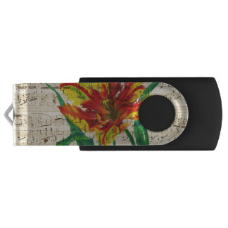 tulip songs USB flash drive