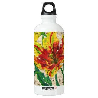tulip songs water bottle