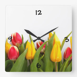 Tulip Time Clock
