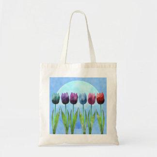 Tulip Tote Budget Tote Bag