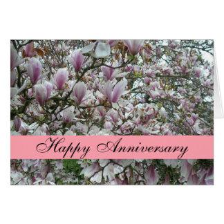 Tulip Tree Blooms Card