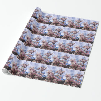 Tulip Tree Wrapping Paper