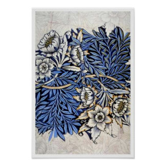 """Tulip & Willow"" by William Morris - Print"