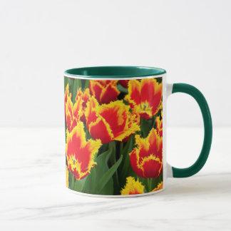 Tulipa Fabio, Keukenhof, Netherlands Mug