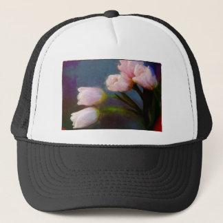 Tulips 1 trucker hat
