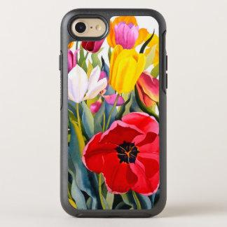Tulips 2007 OtterBox symmetry iPhone 8/7 case
