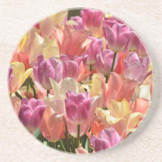 Tulips #2 coaster