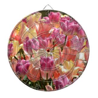 Tulips #2 dartboards