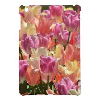 Tulips #2 iPad mini covers