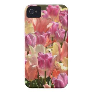 Tulips #2 iPhone 4 cases