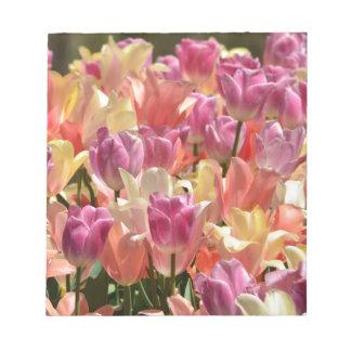 Tulips #2 notepad