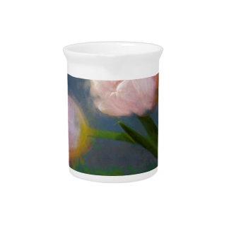 Tulips 3 pitcher