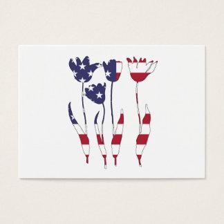 "Tulips ""American Flag"""