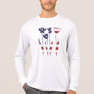 "Tulips ""American Flag"" T-Shirt"