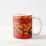 Tulips Basic White Mug