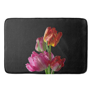 Tulips Bath Mat