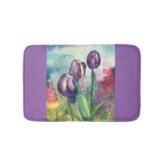 Tulips! Bath Mats